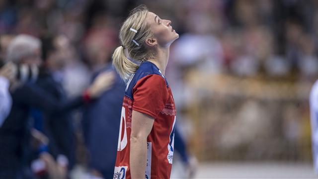 Norges kaptein i tårer etter finaletapet: – Jeg er skuffet over meg selv