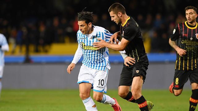 Benevento-Spal 1-2, doppietta di Floccari che vale oro
