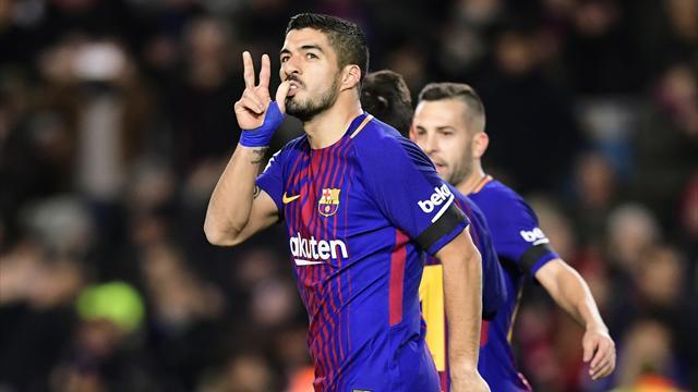 Suarez bouillant, possession, le Barça sur un nuage : Les 5 choses à savoir sur le choc Betis-Barça