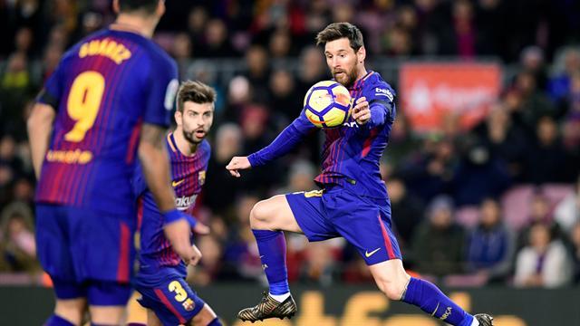 Le Barça est lui aussi chaud pour le clasico, sauf peut-être Messi…