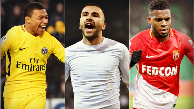 Mbappé, Lopes, Lemar… Votez pour le meilleur joueur de la 18e journée de Ligue 1