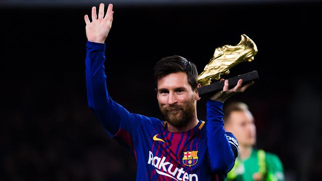 Attention vertige : Messi toucherait plus de 100 millions d'euros par an !