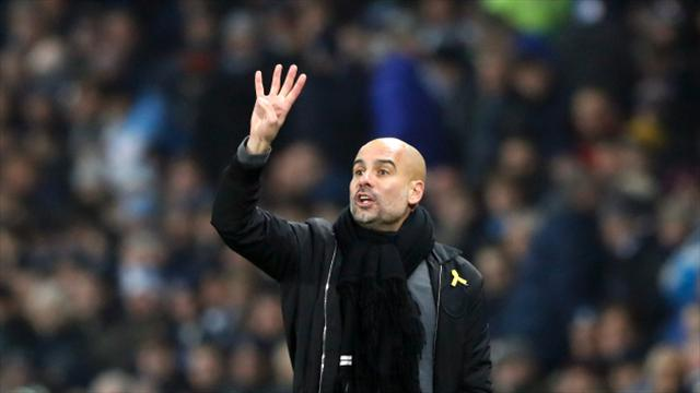 Guardiola sets new record with fourth straight MOTM award