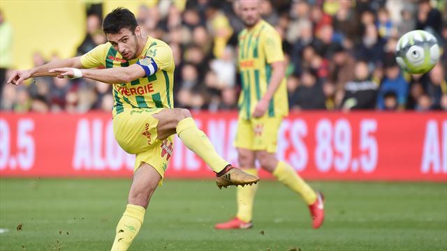 Le FC Nantes va changer d'équipementier cet été
