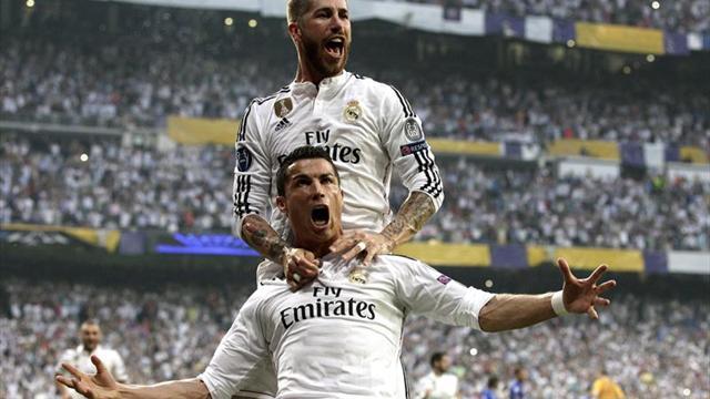 Los cinco títulos que conquistó el Real Madrid en el 2017