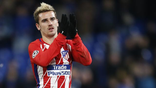 Atletico Madrid to Cite Barcelona to FIFA over Antoine Griezmann Pursuit