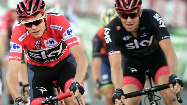 Anti-Doping-Bewegung fordert Sky zu Froome-Suspendierung auf