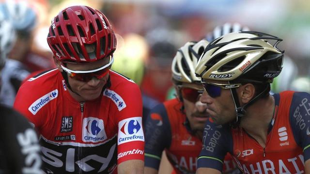 """Nibali su Froome: """"Le regole ci sono e vanno rispettate"""""""