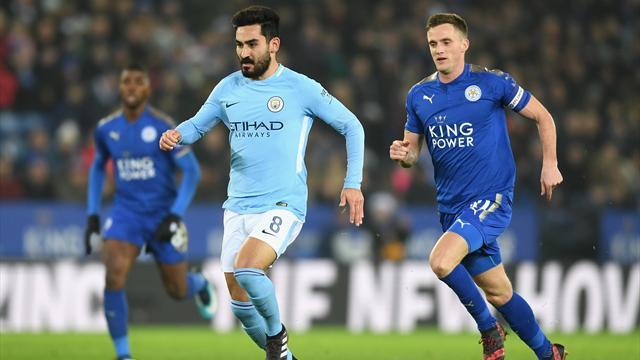 Leicester – Man City EN DIRECT