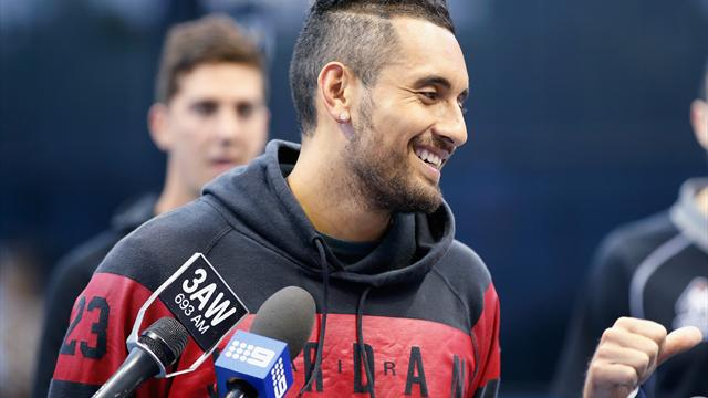 Kyrgios: I don't need a coach in 2018