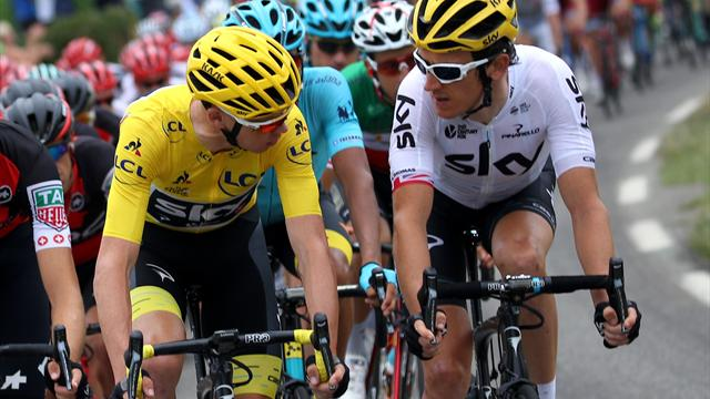 Thomas: I believe Froome but I'm racing my own Tour de France