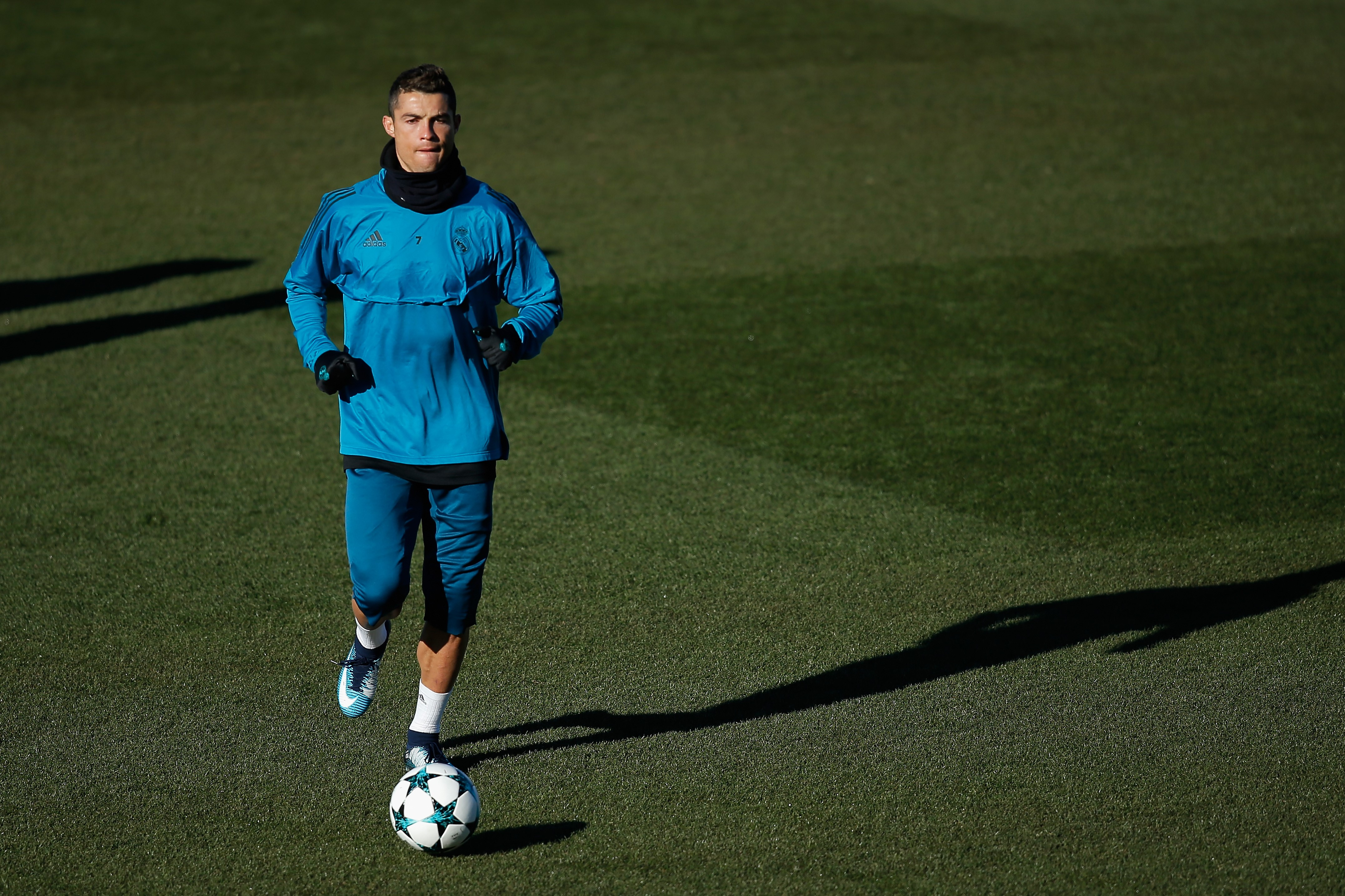 Криштиану Роналду (Реал Мадрид)