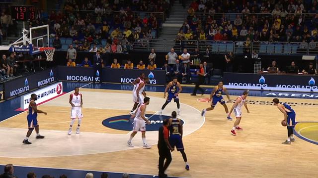 Highlights: Anadolu Efes Istanbul 69-58 Brose Bamberg