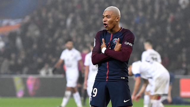"""Mbappé : """"Si le PSG grandit avec moi, il n'y a aucune raison de partir"""""""