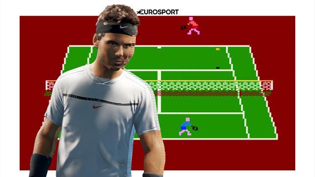 «Люди полюбят теннис даже сидя на диване, а потом пойдут на корт». Теннисная видеоигра мечты