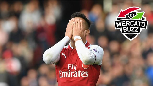 Des discussions avec Alexis Sanchez — PSG