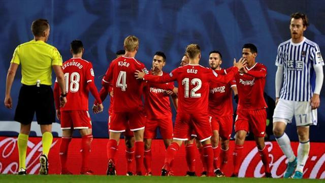 Oficial: Sevilla destituyó a Eduardo Berizzo