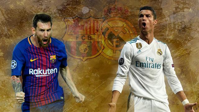 Messi – Ronaldo : qui est le plus fort lors des Clasicos ?