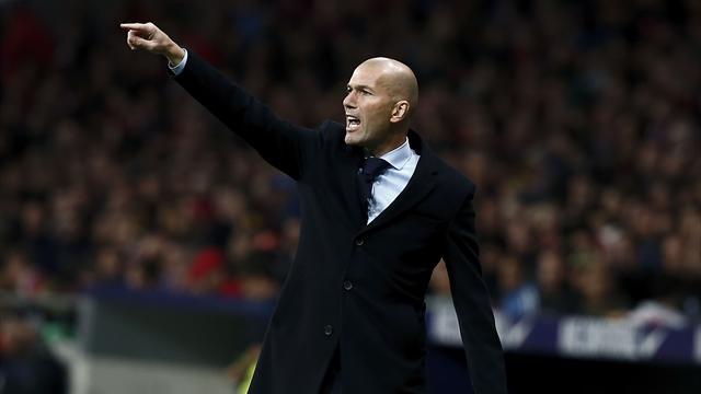 Zidane et la haie d'honneur : «Ils ne l'ont pas faite pour nous, on ne va pas la faire pour eux»