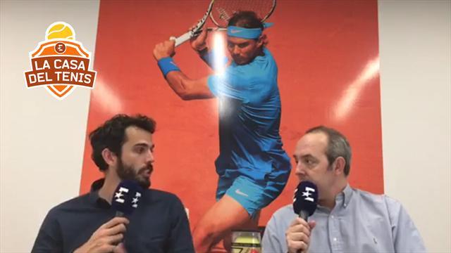 La Casa del Tenis: Nadal, Federer y Muguruza entre los favoritos en Australia