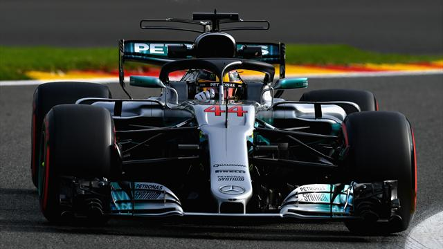 Mercedes To Launch 2018 F1 Car On Same Day As Ferrari