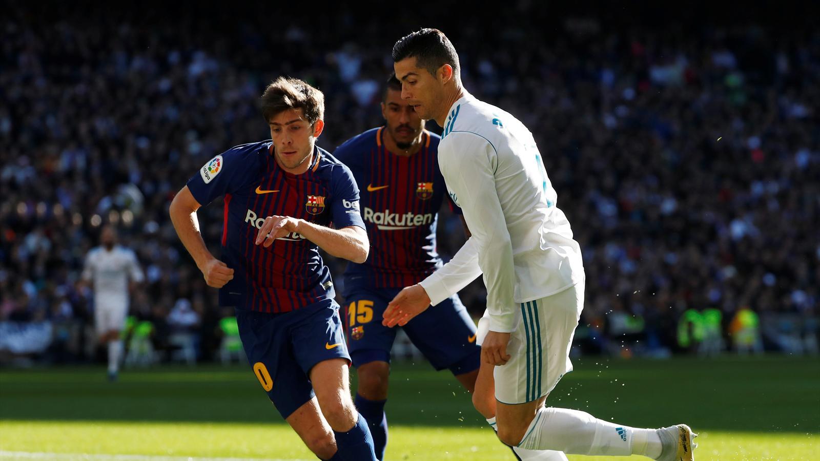 Barcelona edge Real Madrid on TV income - Liga 2017-2018