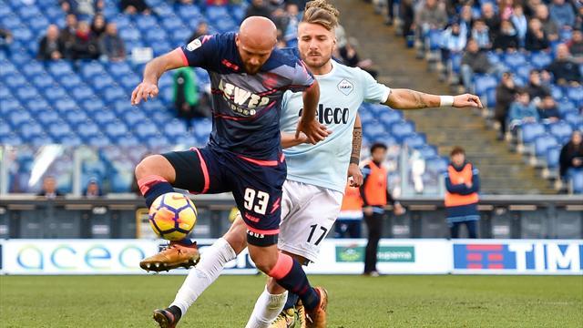 Lazio, tutto nella ripresa: 4-0 al Crotone