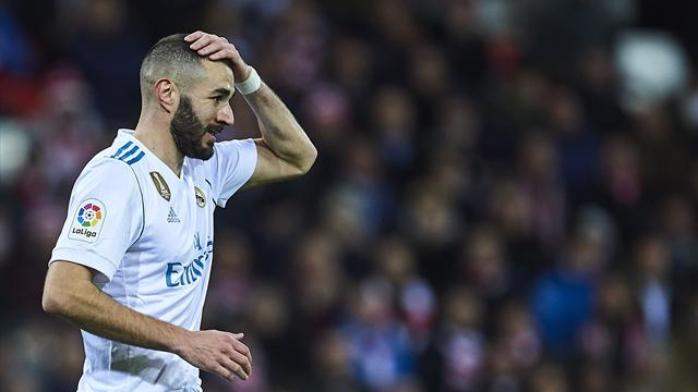 """Zidane : """"Benzema fait un blocage"""""""