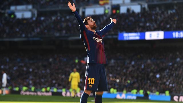 Le Real Madrid humilié, le Barça au sommet