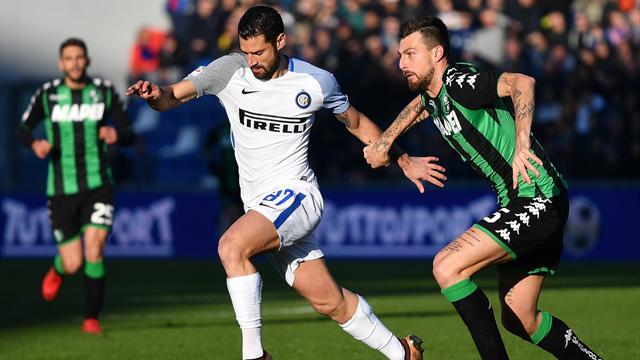 Dove vedere Inter-Sassuolo in diretta streaming e TV