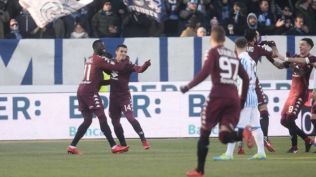 Torino, Mihajlovic furioso: squadra e Var nel mirino