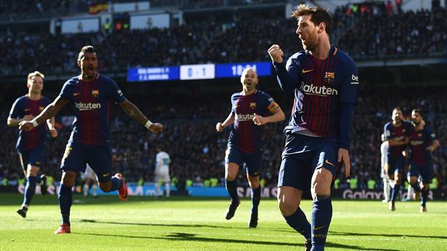 Месси стал рекордсменом почислу голов заодин европейский клуб