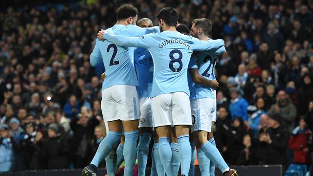 «Манчестер Сити» обновил рекорд почислу побед вАПЛ подряд