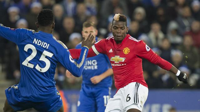 Rejoint sur le fil, Manchester United s'éloigne un peu plus de City