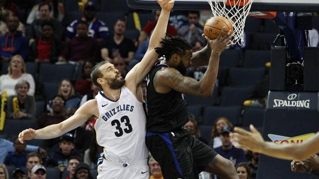 Spurs 108; Kings 99; LaMarcus Aldridge anota 29 puntos — NBA
