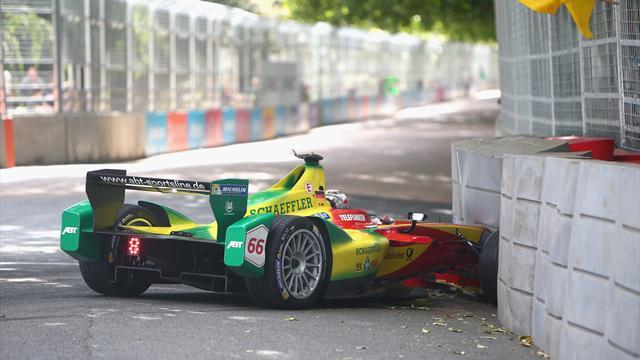"""Le top 10 des """"électrochocs"""" de Formule E"""