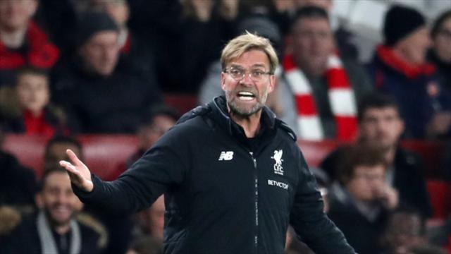 Klopp tells Liverpool to focus on Euro ambitions