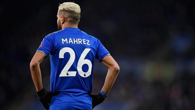 Mahrez à Liverpool pour remplacer Coutinho ?