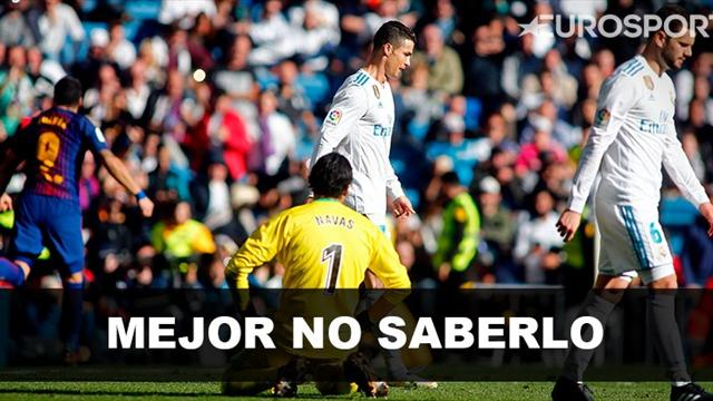 Los memes más divertidos del Clásico entre Real Madrid y Barcelona