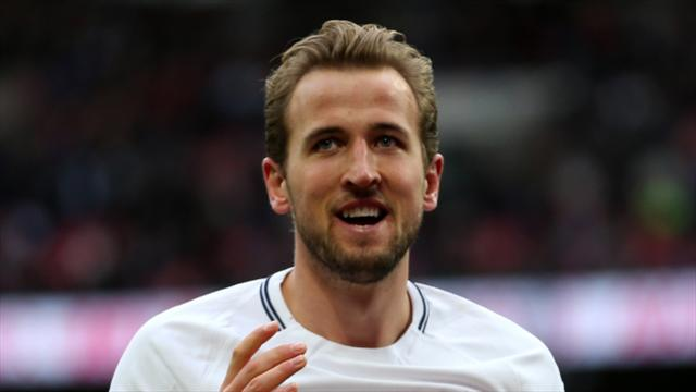 Footballer Harry Kane Excited to Be Compared to Messi and Ronaldo