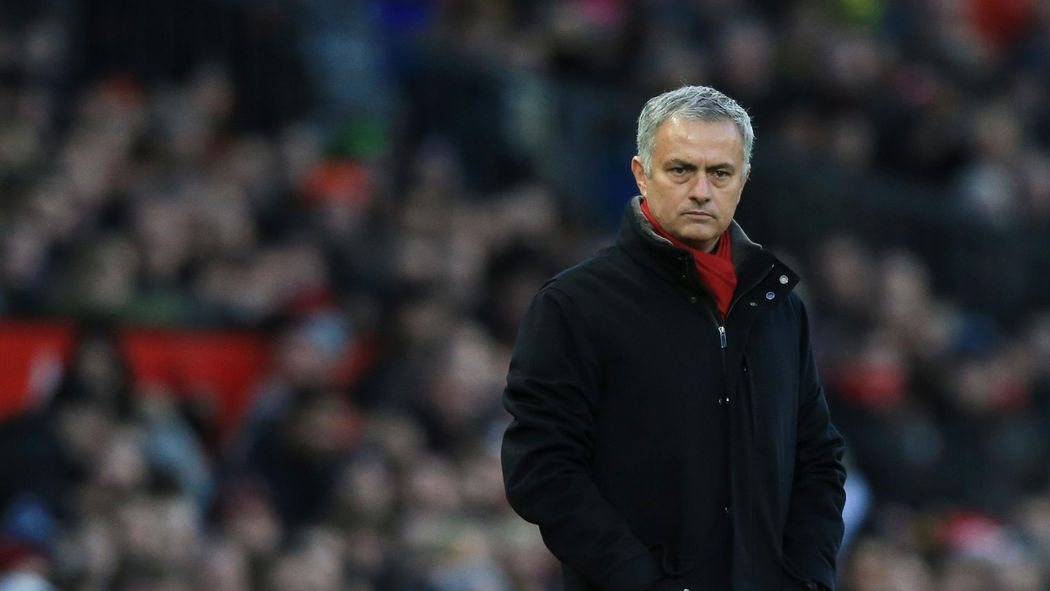José Mourinho está en la cuerda floja con el Manchester United