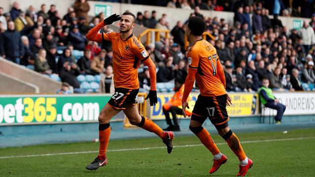 Wolverhampton Premier League'e yükseldi