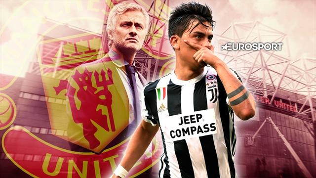 Paper Round: Man Utd to beat PSG and Barca to mega Dybala deal