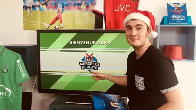 Au PSG, la surprise Fellaini ? : on en a parlé dans Mercredi Mercato