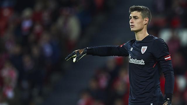 Coup de théâtre : plutôt que de rejoindre le Real, Kepa prolonge avec Bilbao