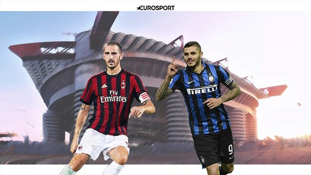 «Милан» уделывает «Интер» по «Золотым мячам». Что еще надо знать о миланском дерби
