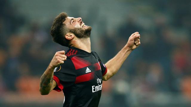 Cutrone secures Milan derby win in Coppa Italia