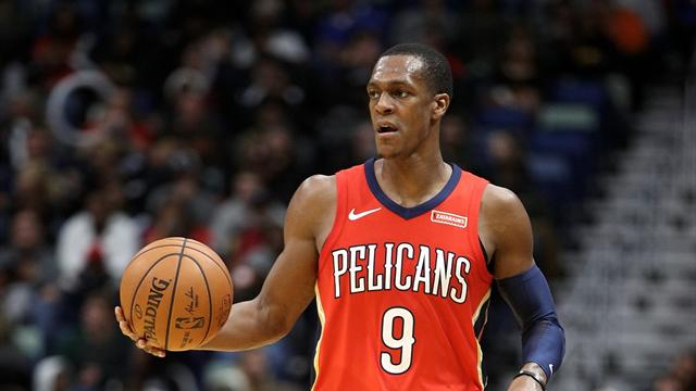 Rondo tallies 25 assists for highest total in 21 years