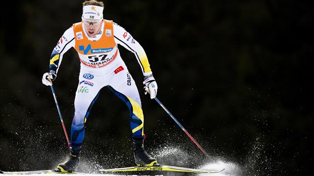 stå på ski i sverige