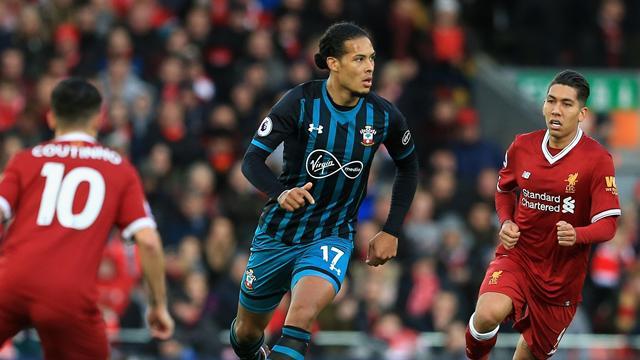 Man City confiant pour Van Dijk — Mercato